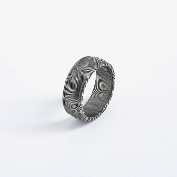 Small Ridge Pawn Unisex Ring