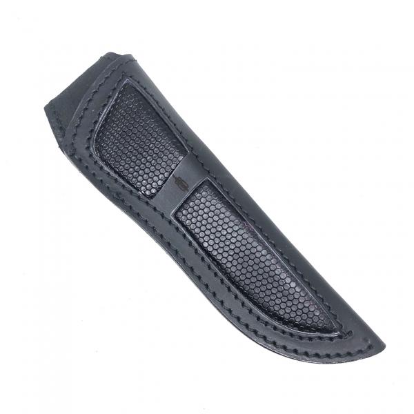Pattern Leather Sheath