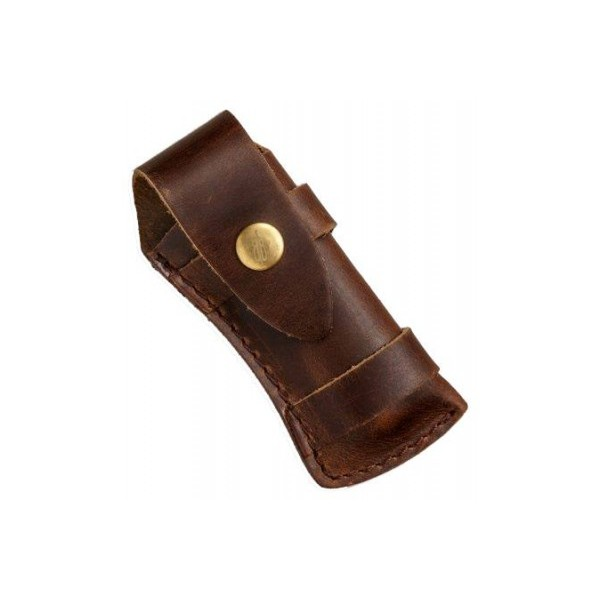 Folding Knife Leather Sheath